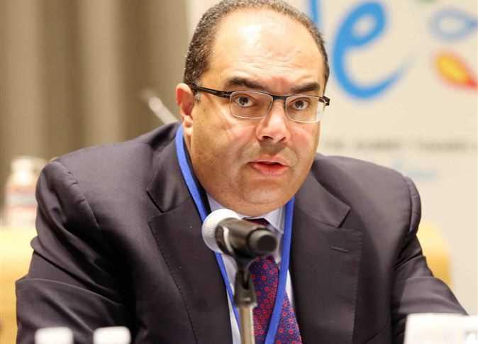 النائب الأول لرئيس البنك الدولي محمود محي الدين