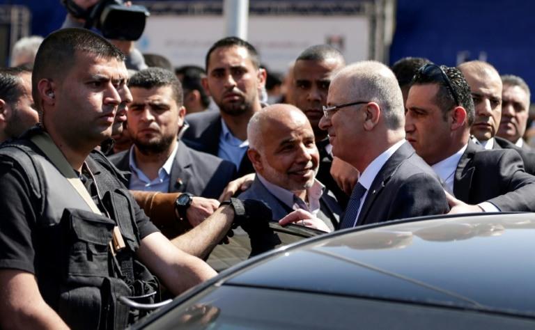 مقتل المطلوب الرئيسي في قضية تفجير موكب رئيس الوزراء الفلسطيني