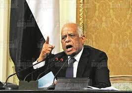 ئيس مجلس النواب، علي عبدالعال