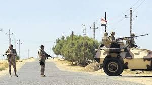 المتحدث العسكري: القضاء على 6 تكفيريين والقبض على 31 آخرين بشمال سيناء