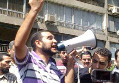 الصاوي القيادي بحزب العمل الإسلامي وعضو اللجنة التنسيقية لحركة كفاية