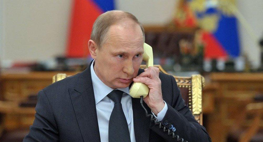 الكرملين: «بوتين» يجري اليوم اتصالا هاتفيا مع «ترامب»