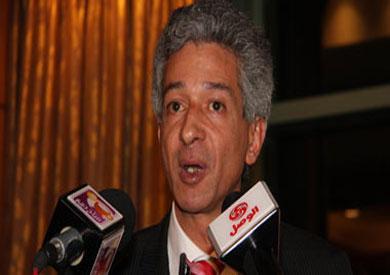 الدكتور علاء عزت، أمين عام اتحاد الغرف التجارية