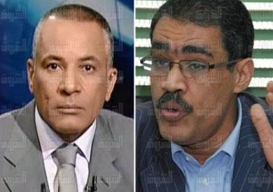 أحمد موسى وضياء رشوان
