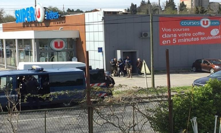 محتجز الرهائن بفرنسا يطالب بالإفراج عن «صلاح عبد السلام» المشتبه به في هجمات باريس