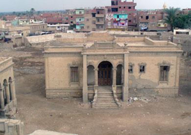 قصر الجمال بقرية الروضة