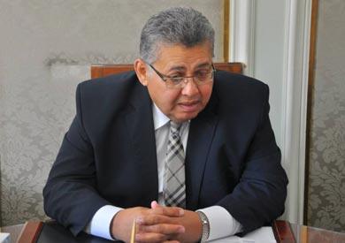 اشرف الشيحى وزير التعليم العالى