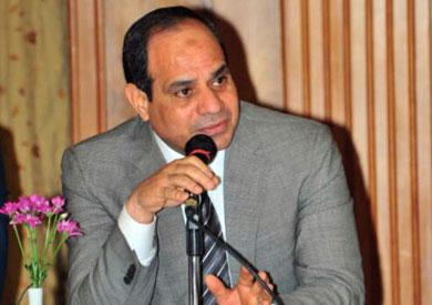 بالفيديو السيسي مصر ستظل جبهة دفاع عن العرب والإسلام ولن يسيطر فصيل على الدولة -