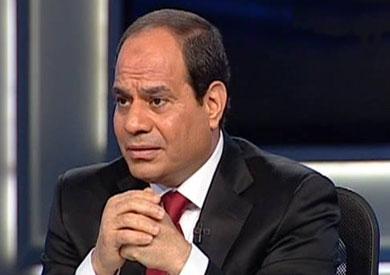 المرشح الرئاسي المشير عبدالفتاح السيسي