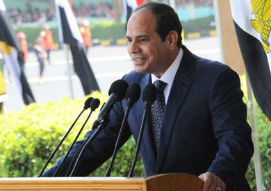 الرئيس عبدالفتاح السيسي رئيس الجمهورية – صورة أرشيفية