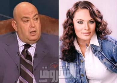 مروة حسين و عماد أديب