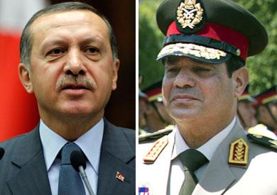 شرسة السيسى وأردوغان استفتاء التايم تعرف التفاصيل,بوابة 2013 erdoghan-el-sisi-175