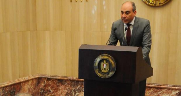 مندوب مصر الدائم بالأمم المتحدة، علاء يوسف