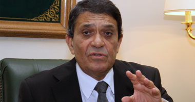 اللواء أحمد زكي عابدين رئيس مجلس إدارة شركة العاصمة الإدارية