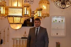 المهندس محمد عبد الكريم، الرئيس التنفيذى لشركة كريستال عصفور