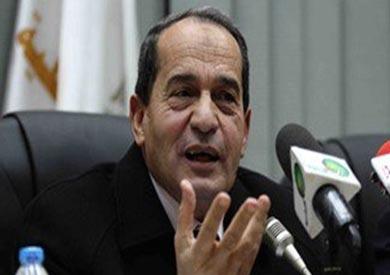 عصام فايد وزير الزراعة