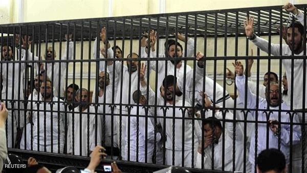 الإعدام لـ8 متهمين والمؤبد لـ50 آخرين في «اقتحام قسم شرطة حلوان»