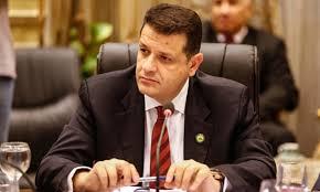 رئيس لجنة العلاقات الخارجية في مجلس النواب النائب طارق رضوان
