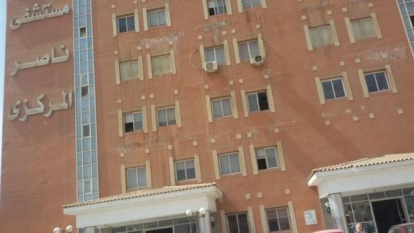 «معلومات الوزراء»: لا صحة لاحتراق حضانات أطفال «ناصر المركزي»