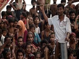 عدام جماعي لمسلمين من عرقية الروهينجا