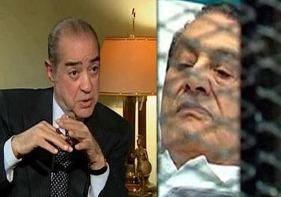 فريد الديب محامي الرئيس السابق
