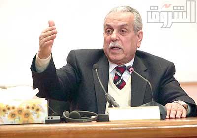 المستشار فاروق سلطان رئيس اللجنة العليا للانتخابات الرئاسية    تصزير: جيهان نصر