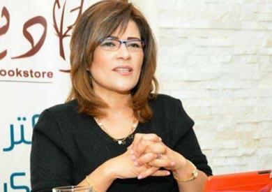 فاطمة ناعوت: لو دخلت البرلمان سأحول حلم التنوير إلى حقيقة