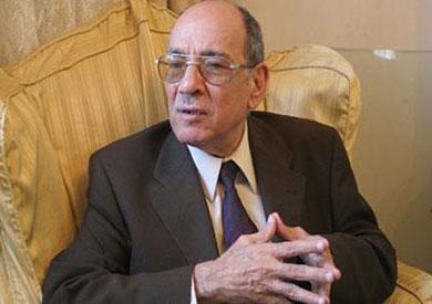 عبدالغفار شكر، رئيس حزب التحالف الشعبى الاشتراكى