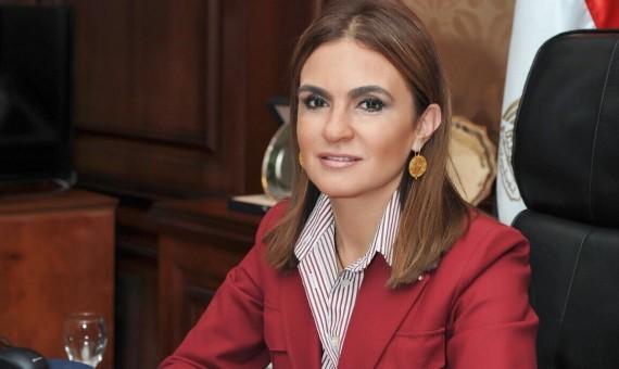 الدكتور سحر نصر وزير التعاون الدولي