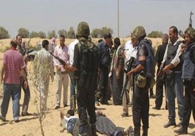 اشتباكات عنيفة قوات الأمن ومجموعات