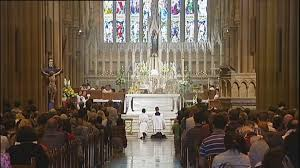 الكنيسة الكاثوليكية في أستراليا