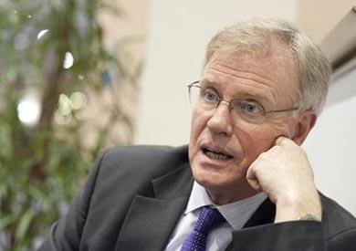 جيمس موران، سفير الاتحاد الأوروبى