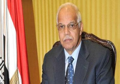 الدكتور جلال مصطفي سعيد، محافظ القاهرة