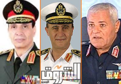قادة العسكري المحالين للتقاعد
