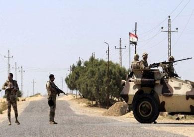 تم إخطار الجهات الأمنية بعثور أهالي رفح على خامس جثة مقطوعة الرأس في سيناء ــ صورة أرشيفية