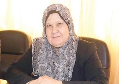 وزيرة المرأة الفلسطينية هيفاء الاغا