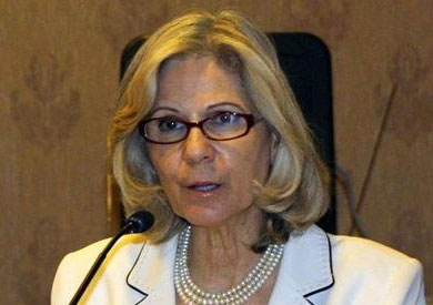 الدكتورة هيفاء أبو غزالة مساعد الأمين العام للجامعة العربية