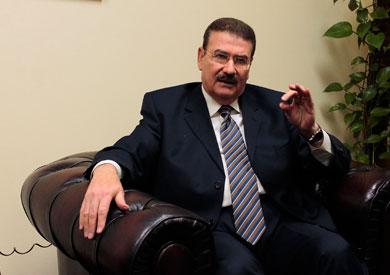 هانى سيد محمد ضاحى، وزير النقل
