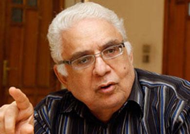 الدكتور حسين عويضة رئيس نادي أعضاء هيئة تدريس جامعة الأزهر