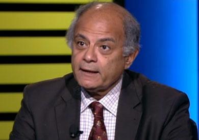 السفير حسين هريدي - مساعد وزير الخارجية الأسبق