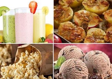 6 أنواع من «السناك» الصحي بين الوجبات تغنيك عن الحلويات
