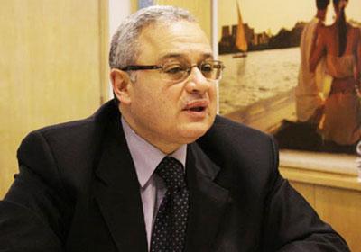 هشام زعزوع - وزير السياحة