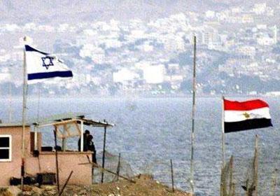 الحدود المصرية الإسرائيلية