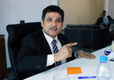 حسام المغازي