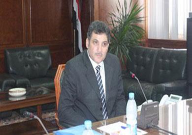 الدكتور حسام المغازي وزير الموارد المائية والري