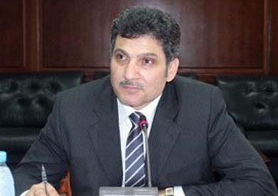 وزير الموارد المائية والري، حسام مغازي