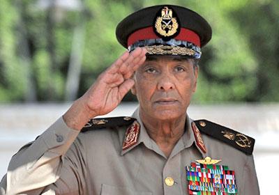 المشير محمد حسين طنطاوي - القائد العام رئيس المجلس الأعلى للقوات المسلحة