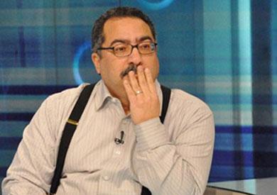 الكاتب الصحفي إبرهيم عيسى