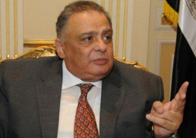 المستشار إبراهيم الهنيدي وزير العدالة الانتقالية ومجلس النواب