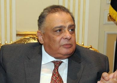 المستشار إبراهيم الهنيدي، وزير شؤون مجلس النواب والعدالة الانتقالية